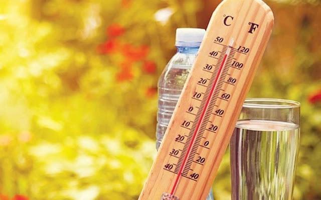 2018: Η τέταρτη πιο ζεστή χρονιά που έχει καταγραφεί ποτέ