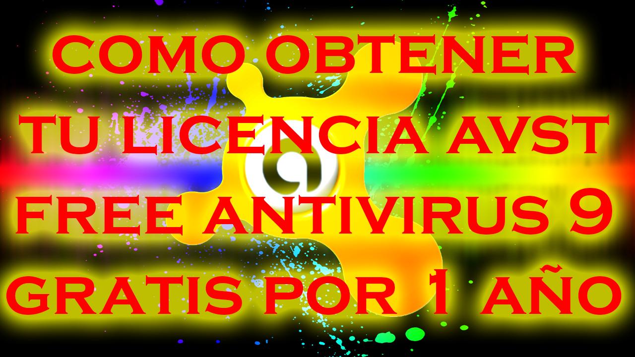 instalar antivirus gratis en español por un año
