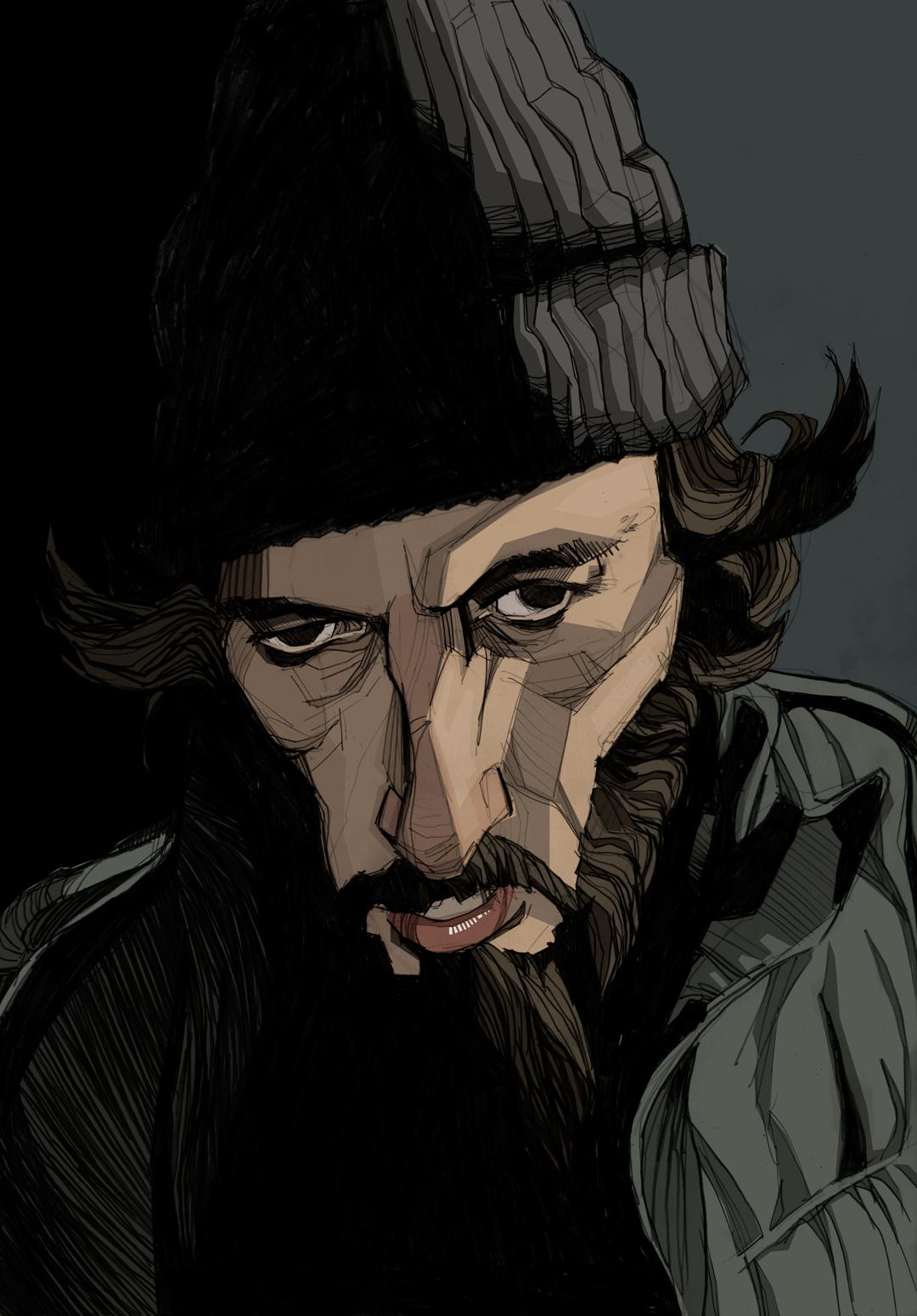 Al Pacino Serpico Film Poster