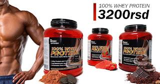 Proteini prodaja