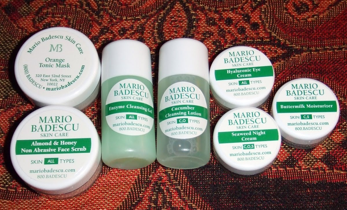 Score some amazing free samples of Mario Badescu products geared towards your skin! Register on their site and complete the Online Skin Analysis to get your custom skincare regimen! Then watch your email because you'll be sent an e-mail within 24 hours of completing the skin analysis offering you the chance to request free samples of the.
