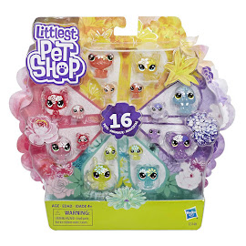 Littlest Pet Shop Series 4 Petal Party Multi Pack Frog (#No#) Pet
