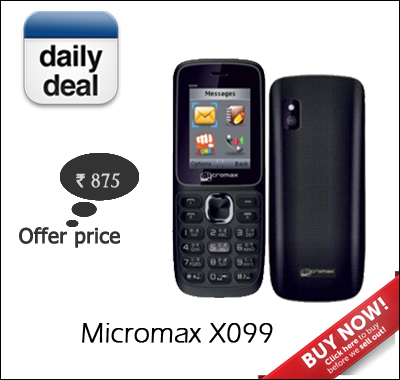 for micromax x099