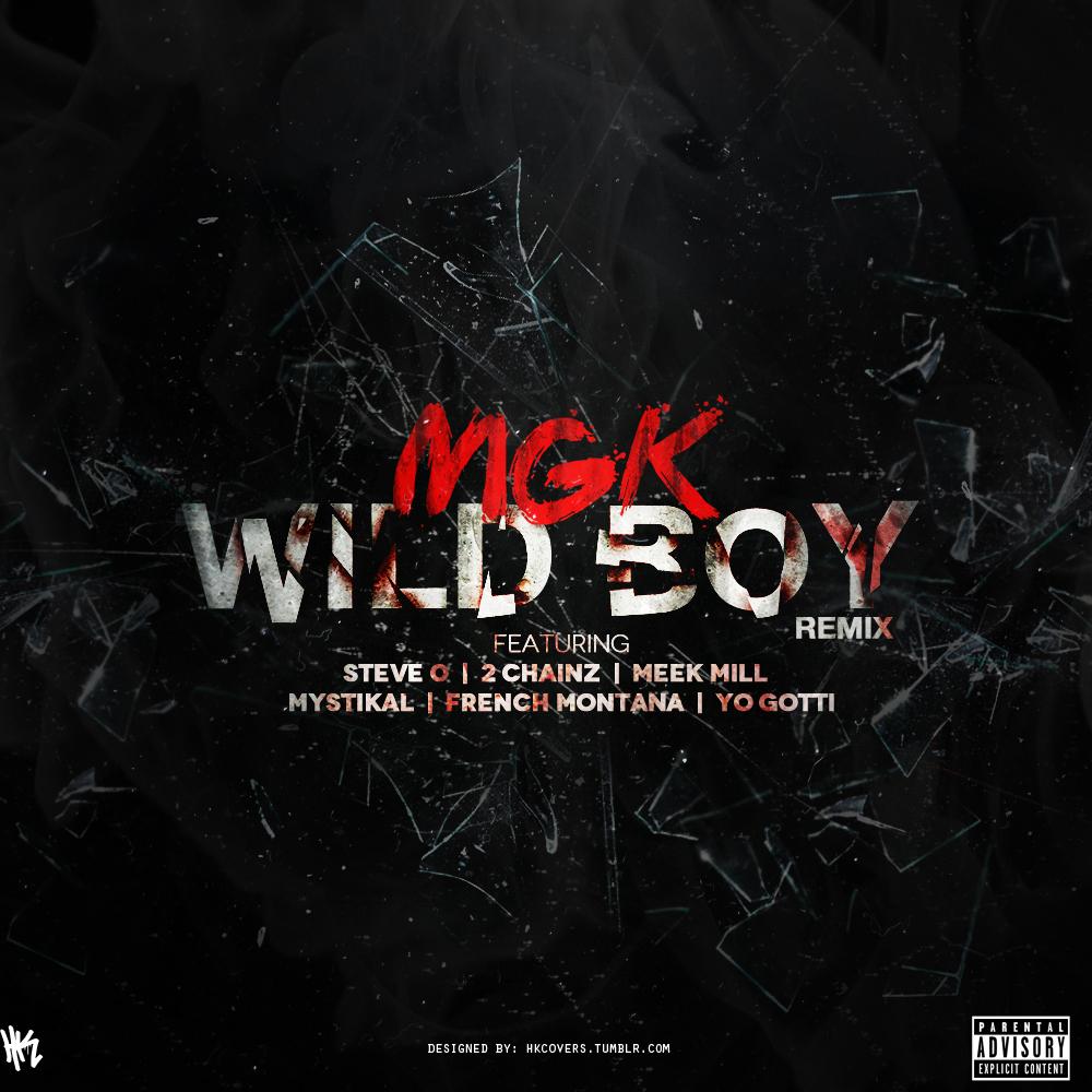 OFFICIAL Wild Boy (Remix) ft. Steve-O, 2 Chainz, Meek Mill