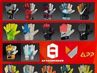 PES 2018 Glove Pack dari LF Multimaker