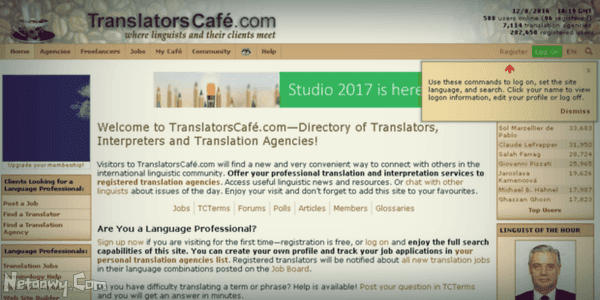 موقع-TranslatorsCafe