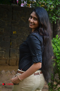 Aisha Azcym Pictures at Kathal Agathi Movie Team Interview ~ Celebs Next