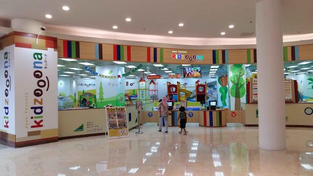 Kidzooona Lippo Mall Kemang Jakarta Selatan