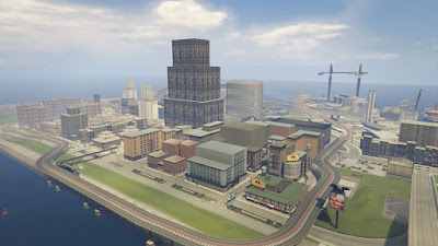 Grand Theft Auto V Liberty City (Portland) Maps Download MODs