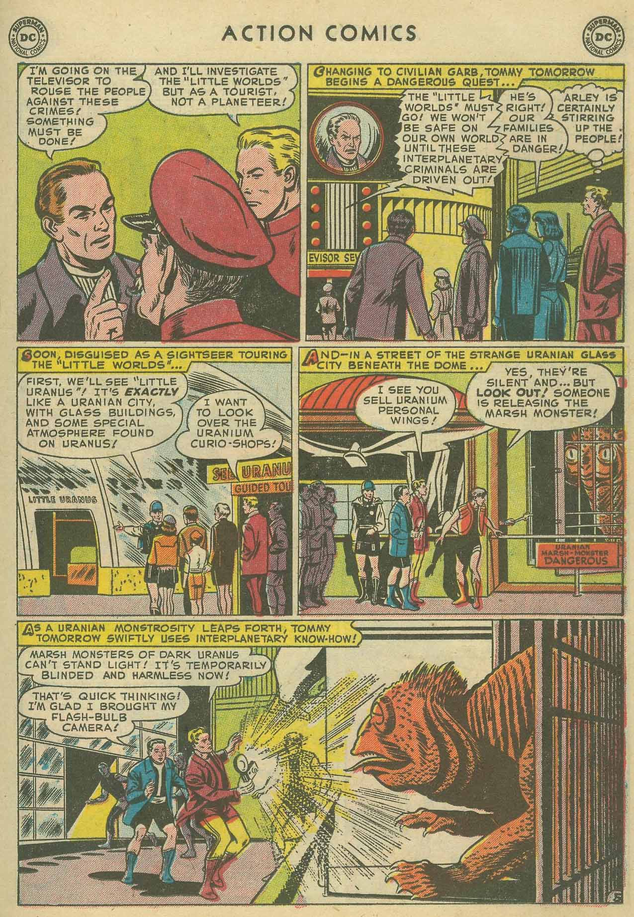 Action Comics (1938) 160 Page 20