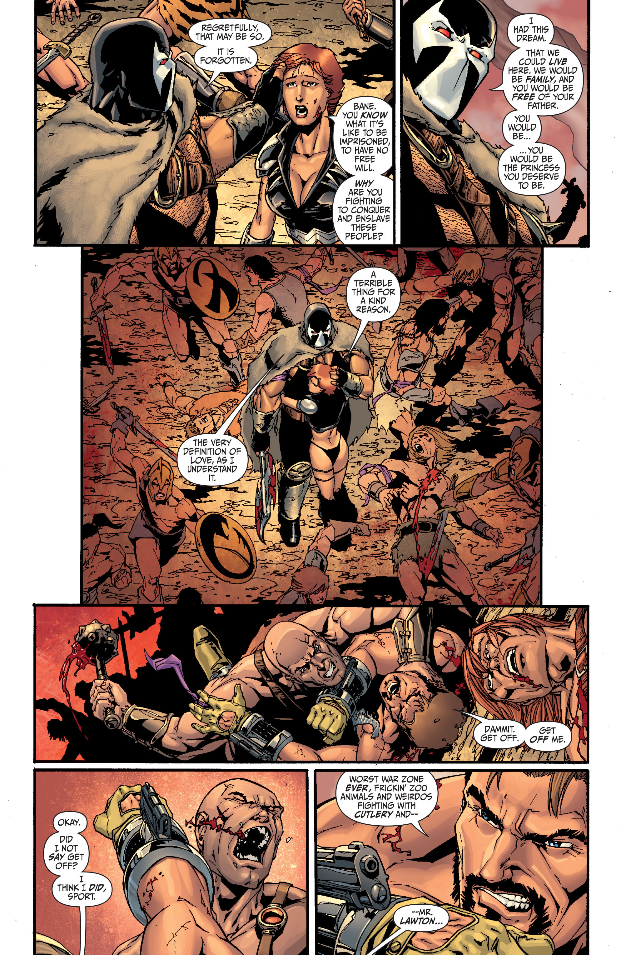 Read online Secret Six (2008) comic -  Issue #28 - 8