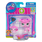 Littlest Pet Shop Mommy and Baby Poodle (#3599) Pet