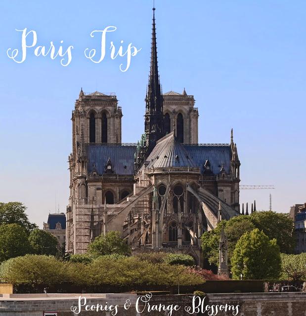Notre Dame and Saint Chapelle Walk
