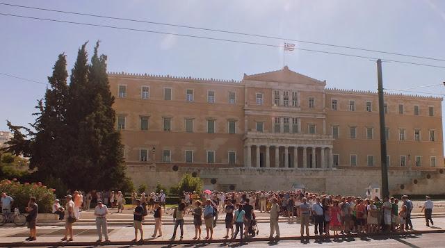 Parlamento de Grecia