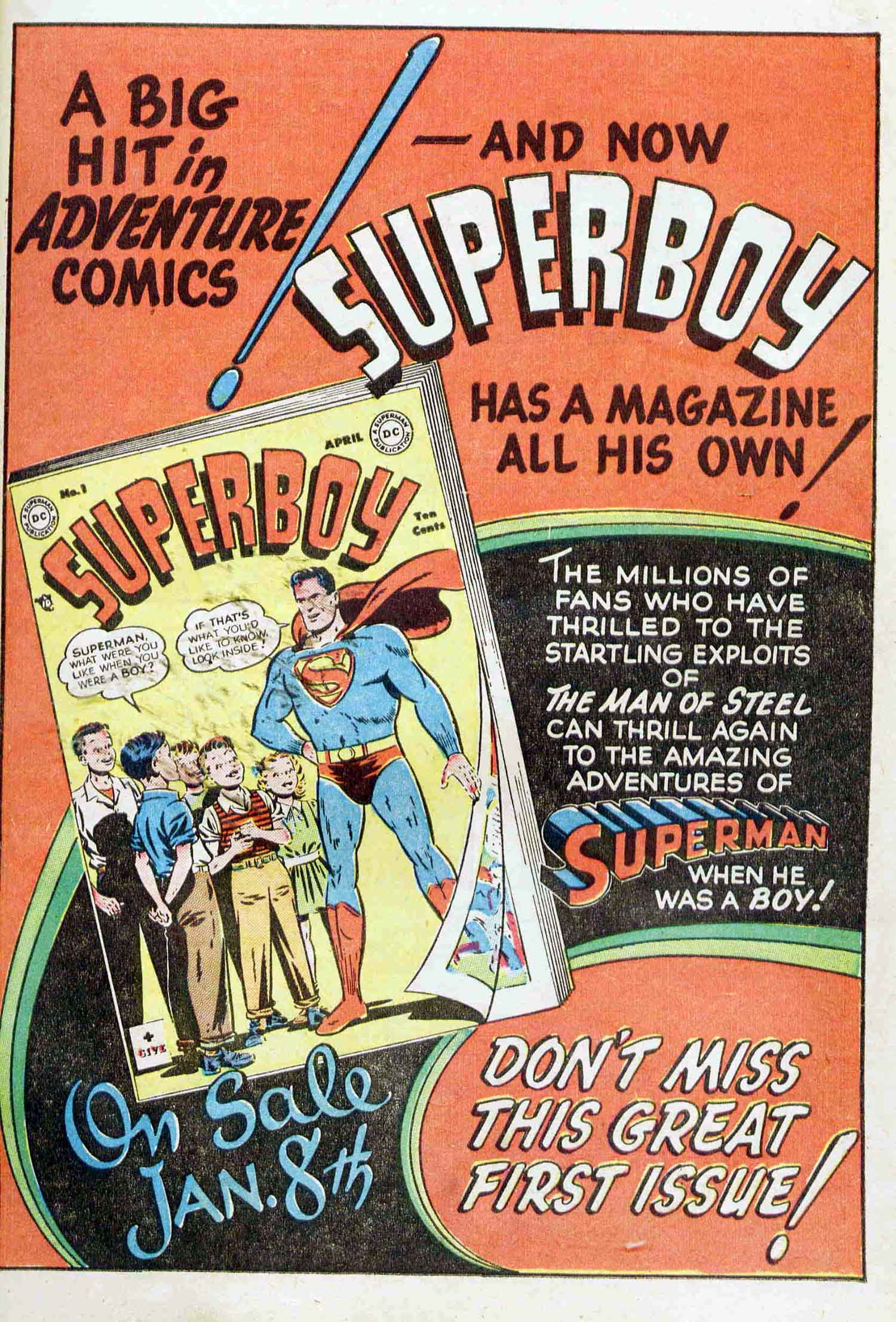 Read online Action Comics (1938) comic -  Issue #129 - 14