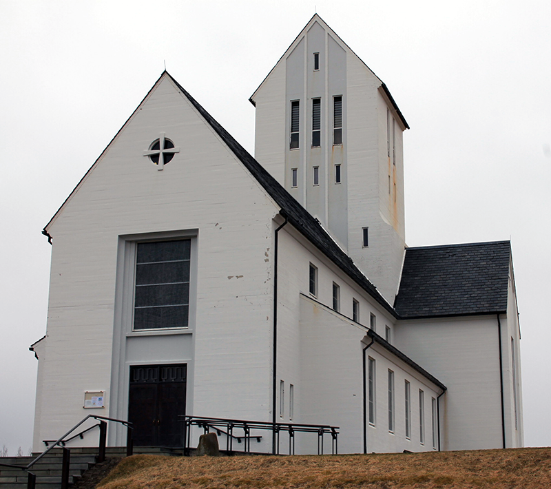 Skálholt Cathedral, Skálholt Cathedral april 2016, boston blogger in iceland, town of Skálholt