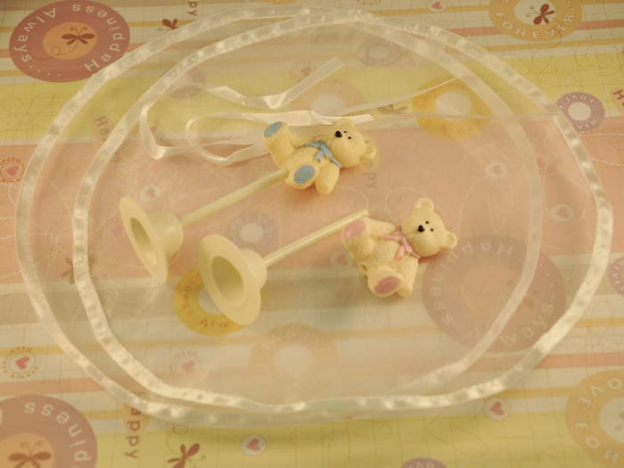 FavorArt, wedding favor and gifts in malaysia: WED1117 Teddy