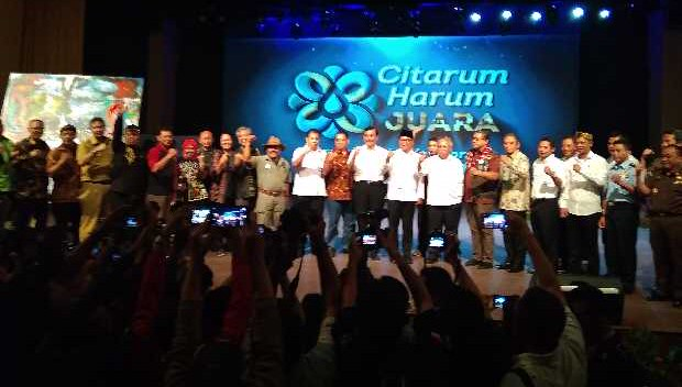 Basuki Hadimuljono, Apresiasi Aksi Gerakan Hejo di Citarum Expo 2019
