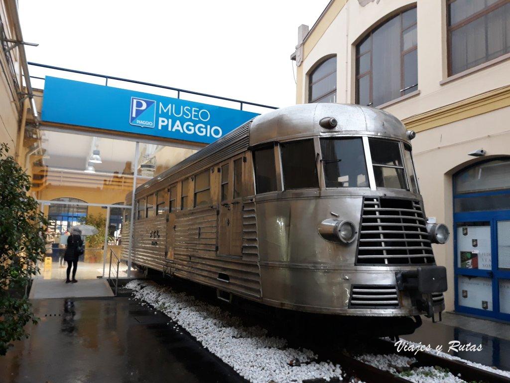 Museo Piaggio de Pontedera