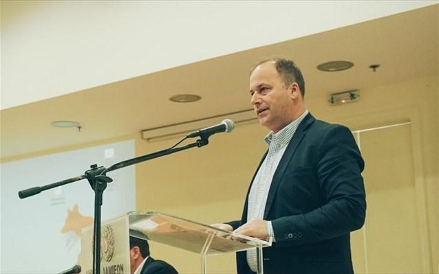 Υπόμνημα στον Αλέξη Τσίπρα κατέθεσε ο Πρόεδρος του Επιμελητηρίου Φθιώτιδας κ. Αθανάσιος Κυρίτσης