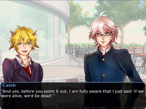 Psychopomp High - Download PC Eroge Visual Novels Online For