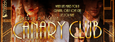 The Canary Club Cover Reveal banner