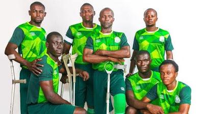 Nigeria Amputees - Special Super Eagles