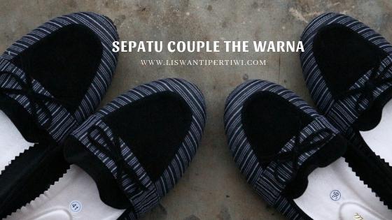 Sepatu Couple The Warna