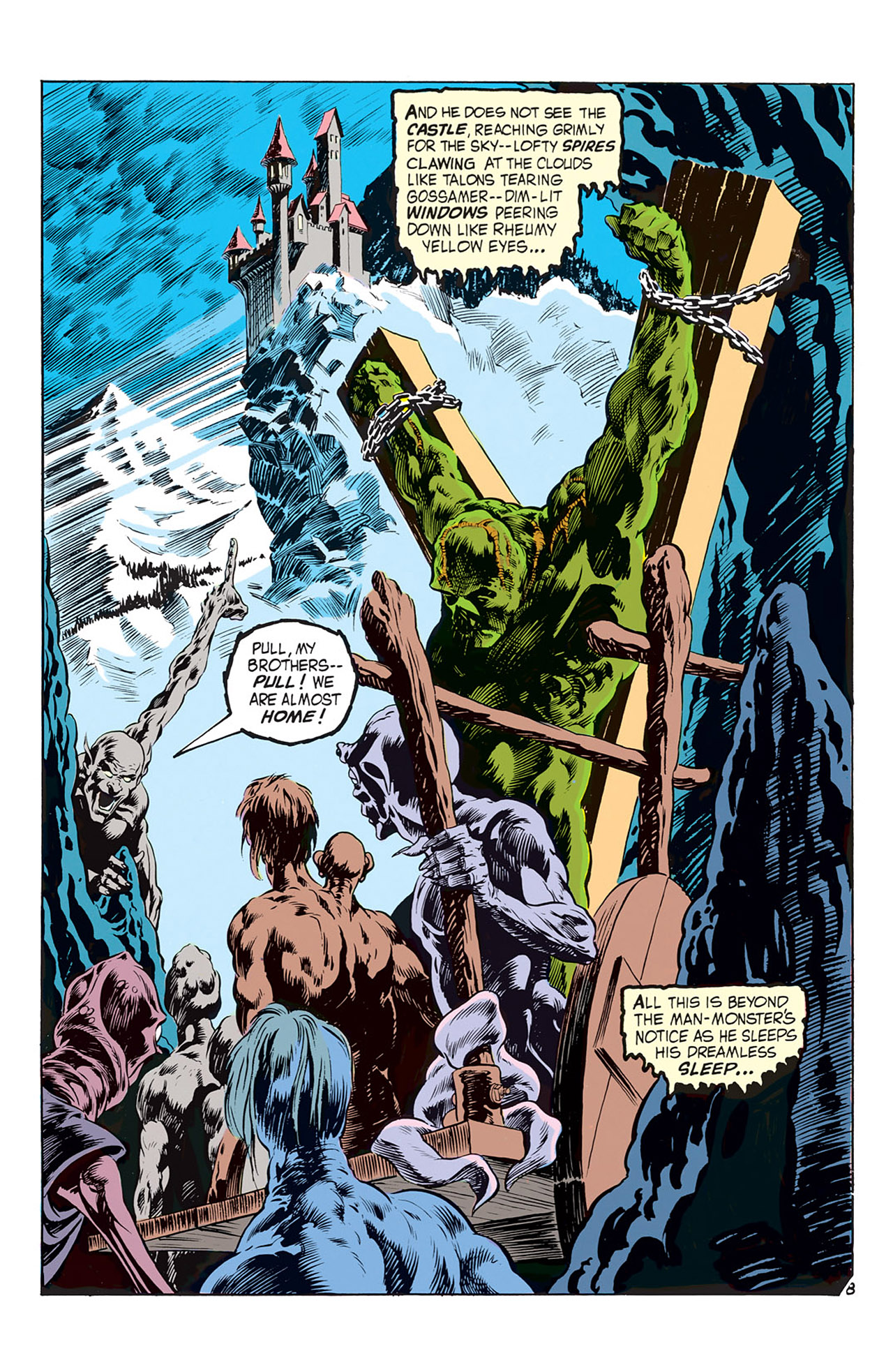 Swamp Thing (1972) Issue #2 #2 - English 9