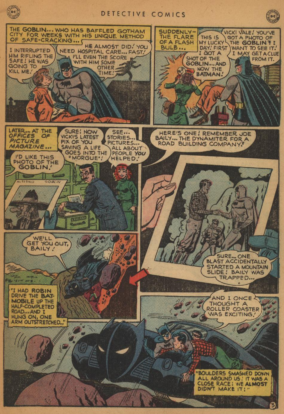 Read online Detective Comics (1937) comic -  Issue #152 - 5