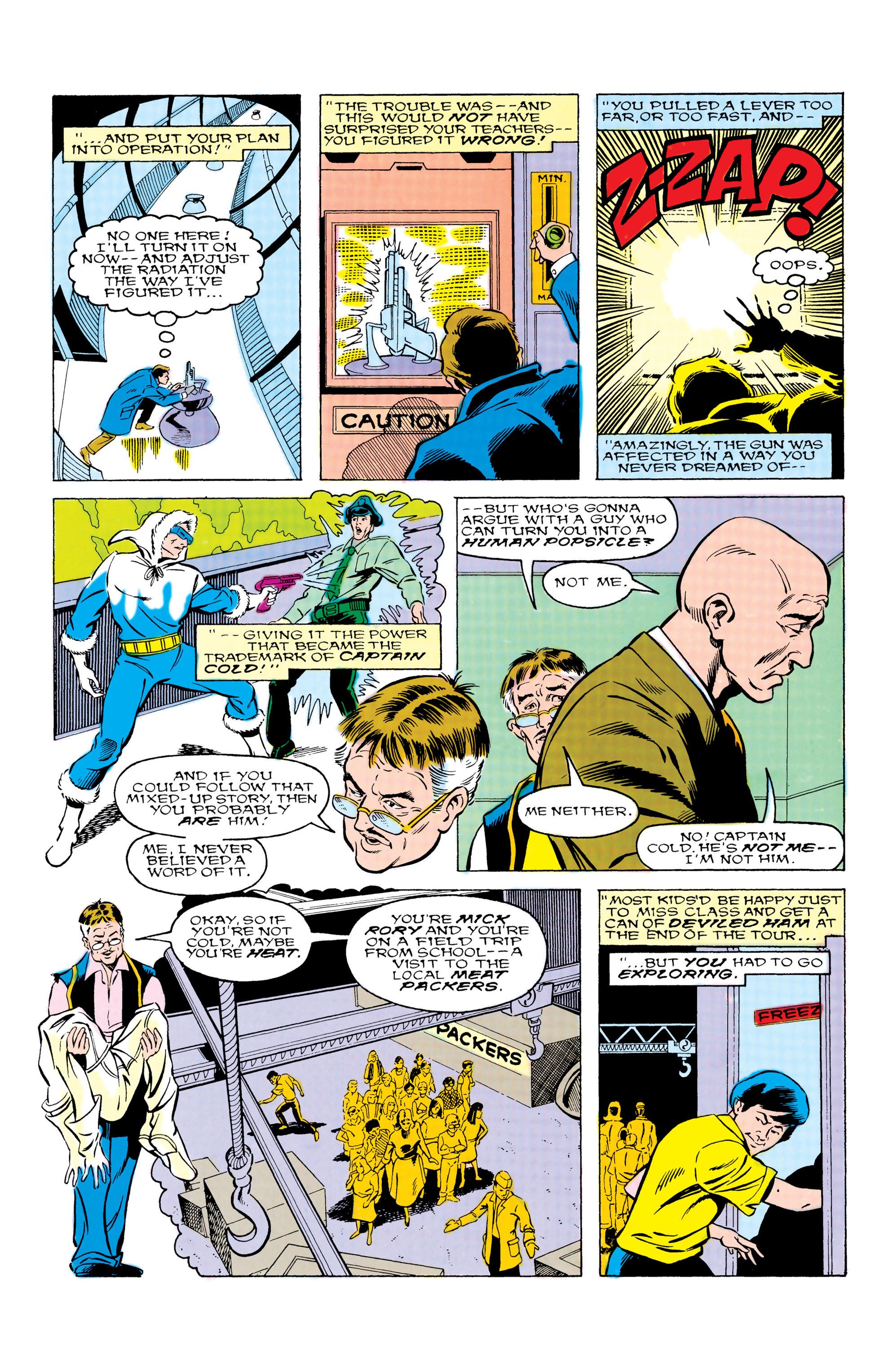 Read online Secret Origins (1986) comic -  Issue #41 - 21