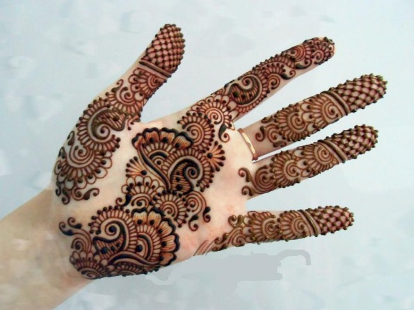 Best Beautiful Mehndi Design for Hands