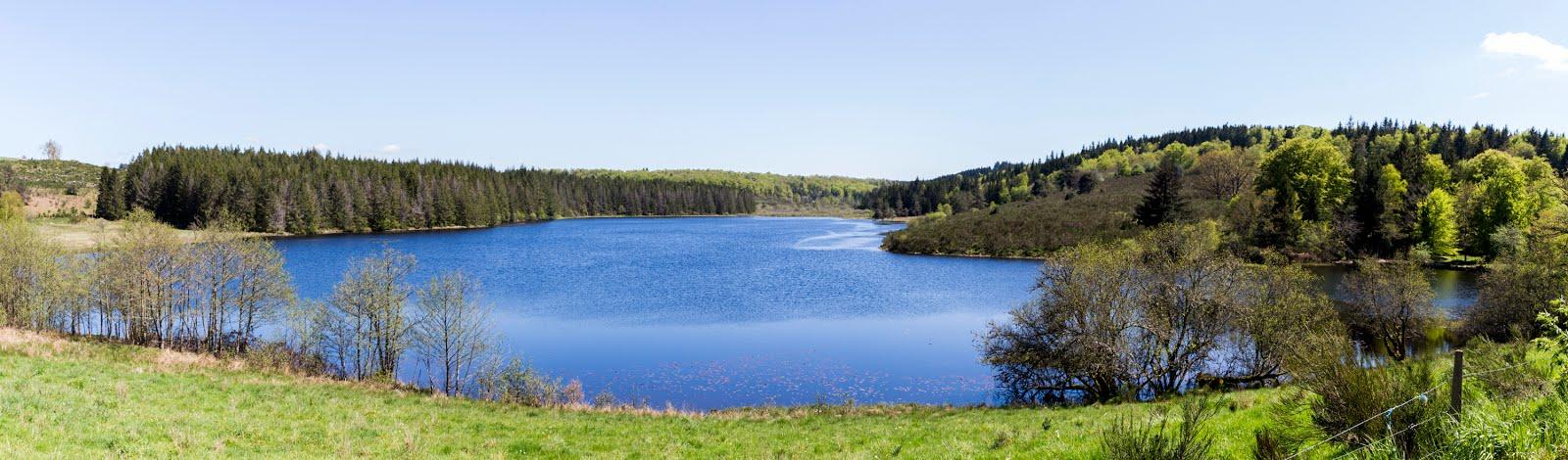 Corrèze étang