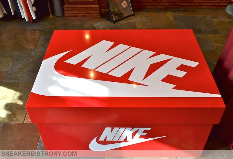 Boxes Of Nike Shoes