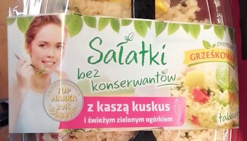Sałatka Grześkowiak