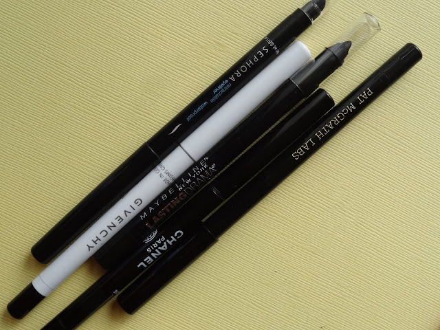 Black Eyeliners Roundup | Current Top 5 For Lash and Waterline
