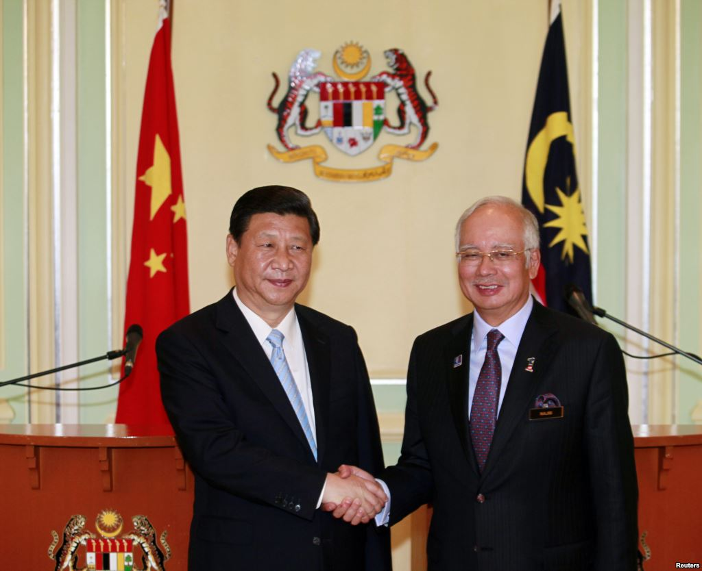 Nurul Asyiqin A158459 Hubungan Malaysia Dan China