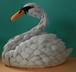 Cisne em Eva