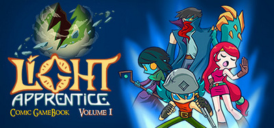Light Apprentice The Comic Book RPG Volume 1-HI2U