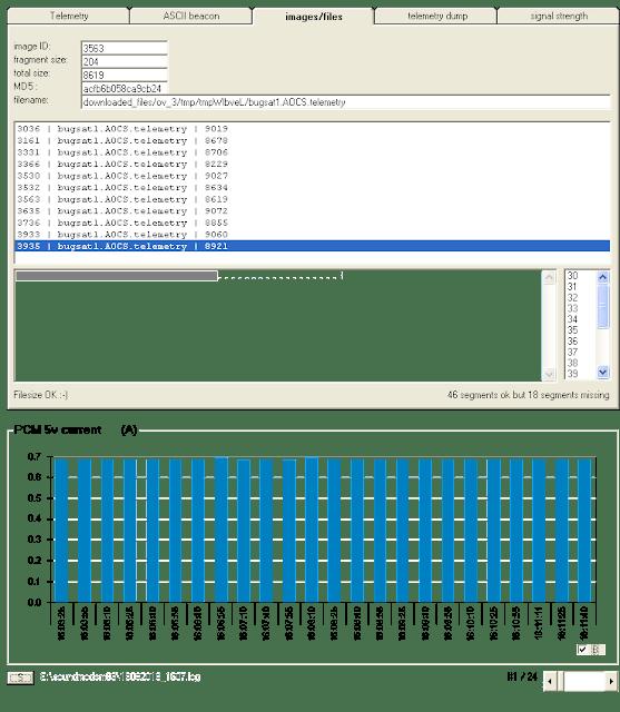 BugSat Telemetry Decoder