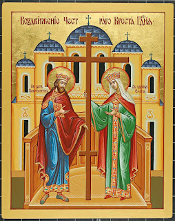 The Feast of the Exaltation of the Holy Cross