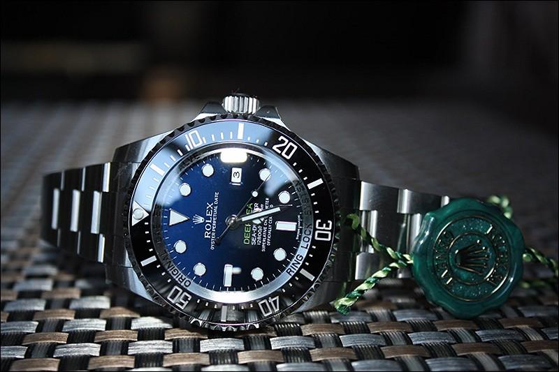 360759e5be6 Hong Kong Watch Fever 香港勞友  Should you buy the Rolex Deep Sea D ...