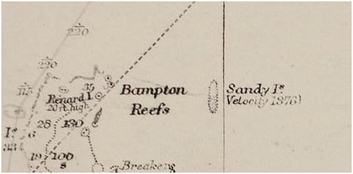 Η νήσος Σάντυ