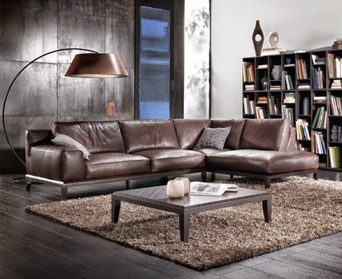 Make a mark on a sofa italian style divani bests divini for Natuzzi divani