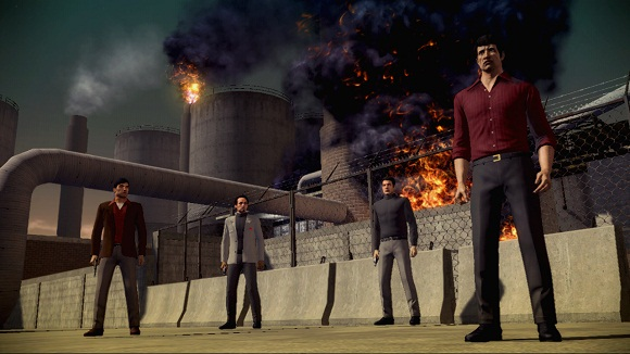 The Godfather II PC Full Version Screenshot 1