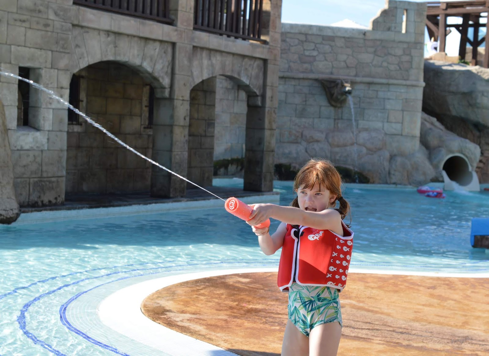 Pirates Village Santa Ponsa | Jet 2 Holidays Review  - pool waterfight