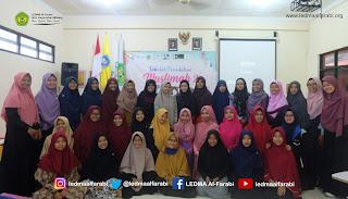 Sekolah Peradaban Muslimah 2 di Kampus Multikultur bersama LEDMA Al-Farabi