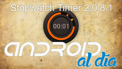 Stopwatch Timer 2.0.8.1 - Android al día