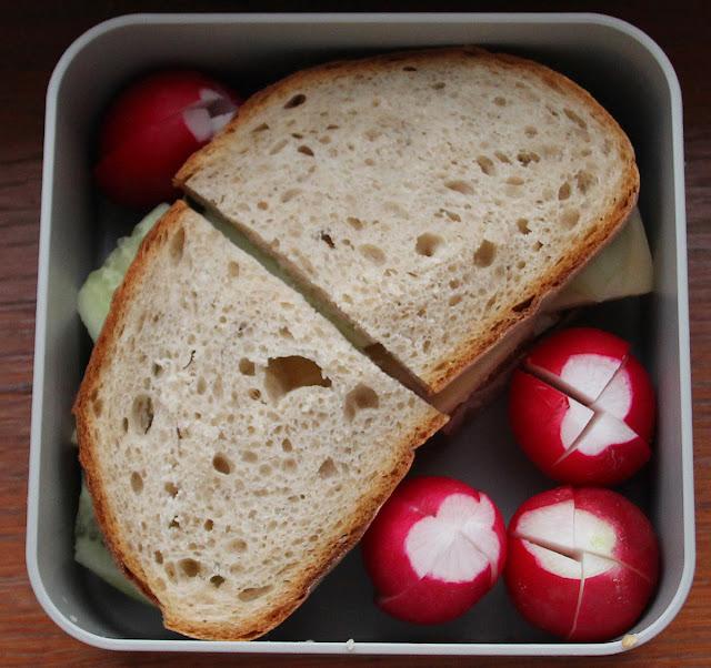jedzenie do pracy, lunchbox, bento