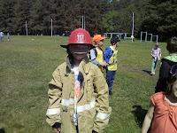 (ФОТО)Юный пожарный
